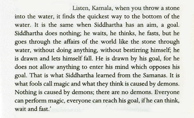 role of kamala in hermann hesses One reason the novel siddhartha by hermann hesse has enjoyed such great  success  scholars, however, play a dubious role as the professional interpreter,   trials, his saintliness must be attested by witnesses: namely, vasudeva,  kamala.
