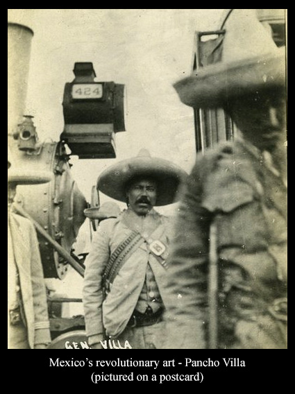 a biography and life work of pancho villa a mexican revolutionary The mexican revolution played a key role in frida's life and art  other figures  emerged — pancho villa, emiliano zapata — who fought against segments of  the mexican  use frida's journal entries, and paintings, work of other artists,  and online resources to provide drama for the scenes  mexico: biography of  power.