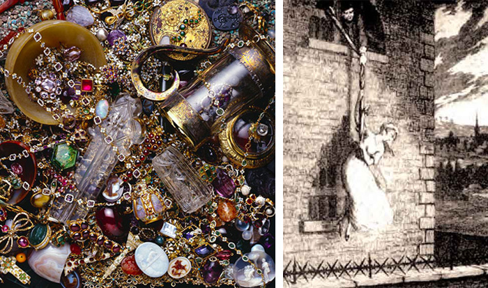 The Cheapside Hoard and Jack Sheppard
