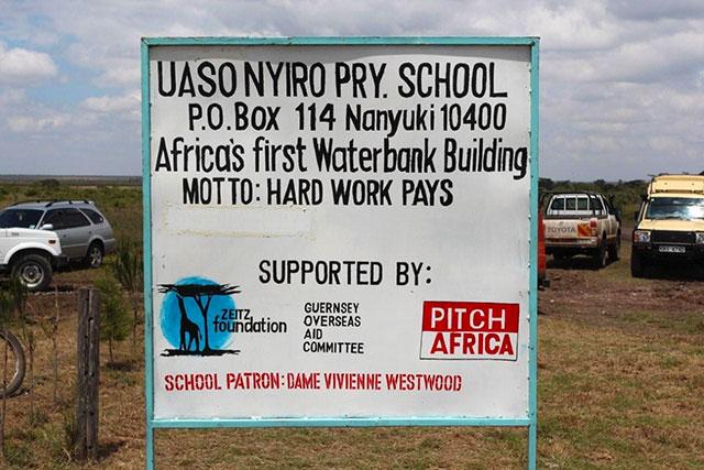 Uaso Nyiro school