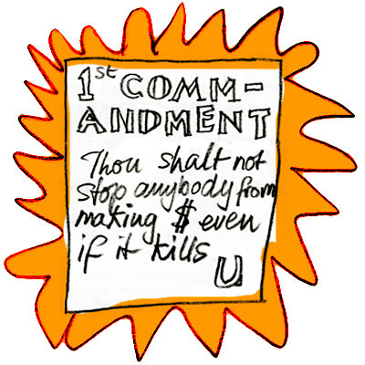 1st COMMANDMENT