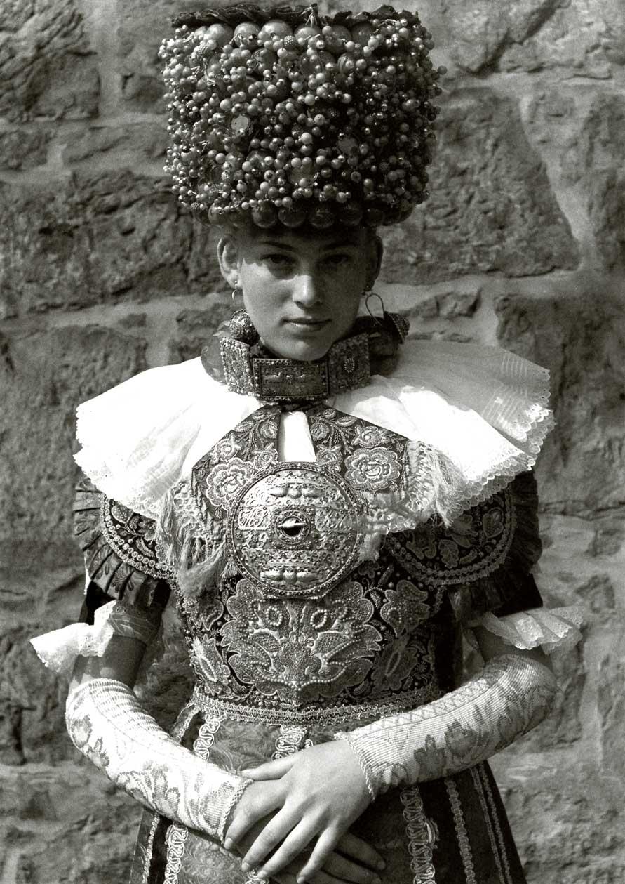 Schaumburg's traditional costume