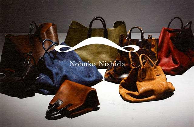 photo of Nobuku Nishida bags