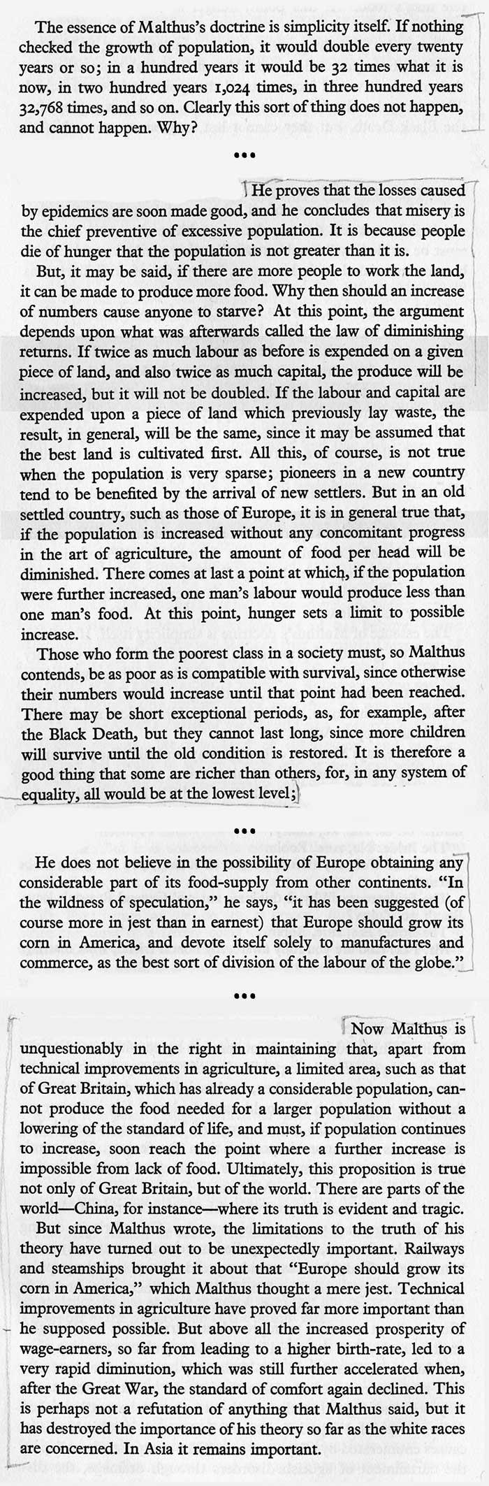 Bertrand Russel