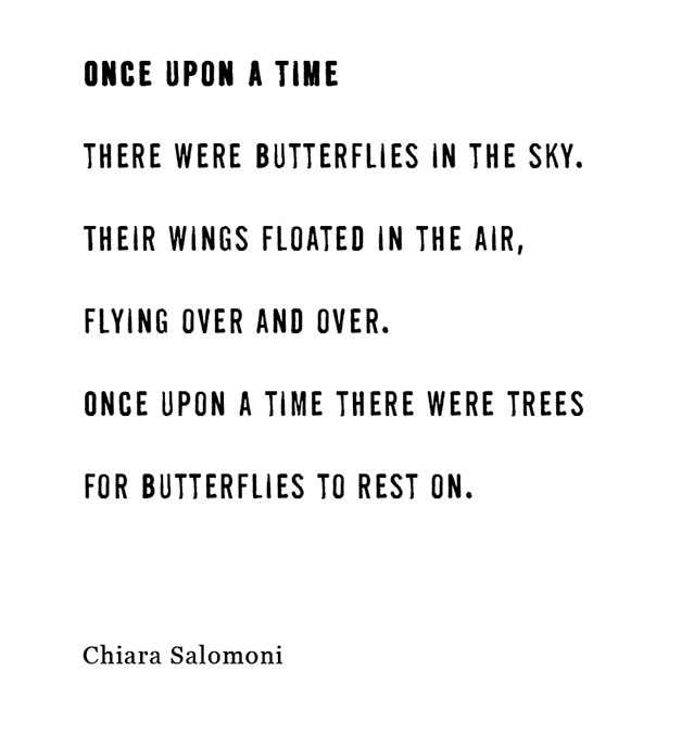 once upon a time poem Brief note on the poem: gabriel okara's once upon a time is about the artificiality of relationships and manners prevailing in the present day world.