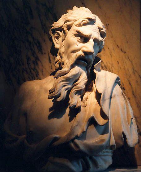 heraclitus-bust