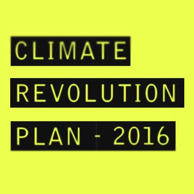 climate revolution plan