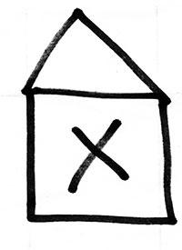 house-X