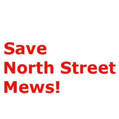 save north street mews