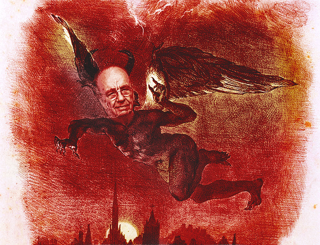 MURDOCH-DEVIL
