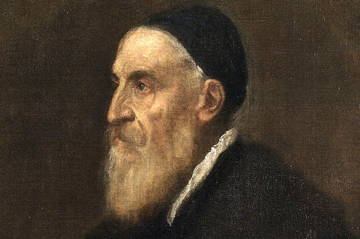Self-Portrait (c. 1567), Titian