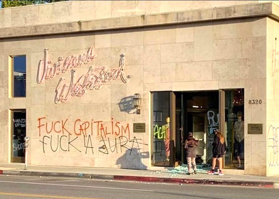 Los Angeles store